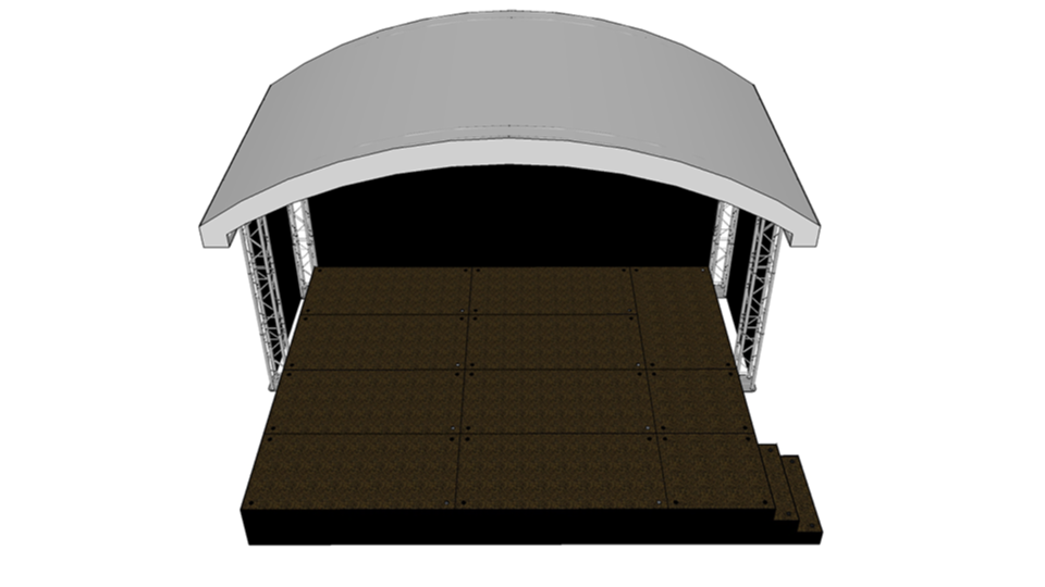 Arc Stage 1 with front extension